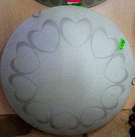 Круглый плафон на 5 лампочек (разные рисунки)