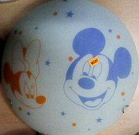 Круглый плафон на 5 лампочек (детские рисунки), фото 1