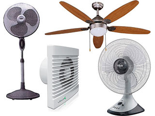 Бытовые вентиляторы