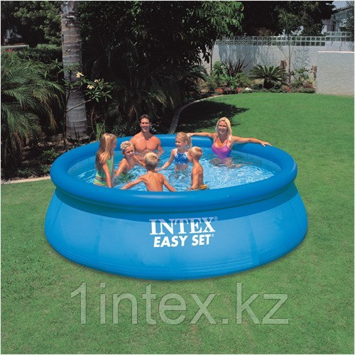 Надувной бассейн Intex Easy Set Pool . 366 х 91 см.