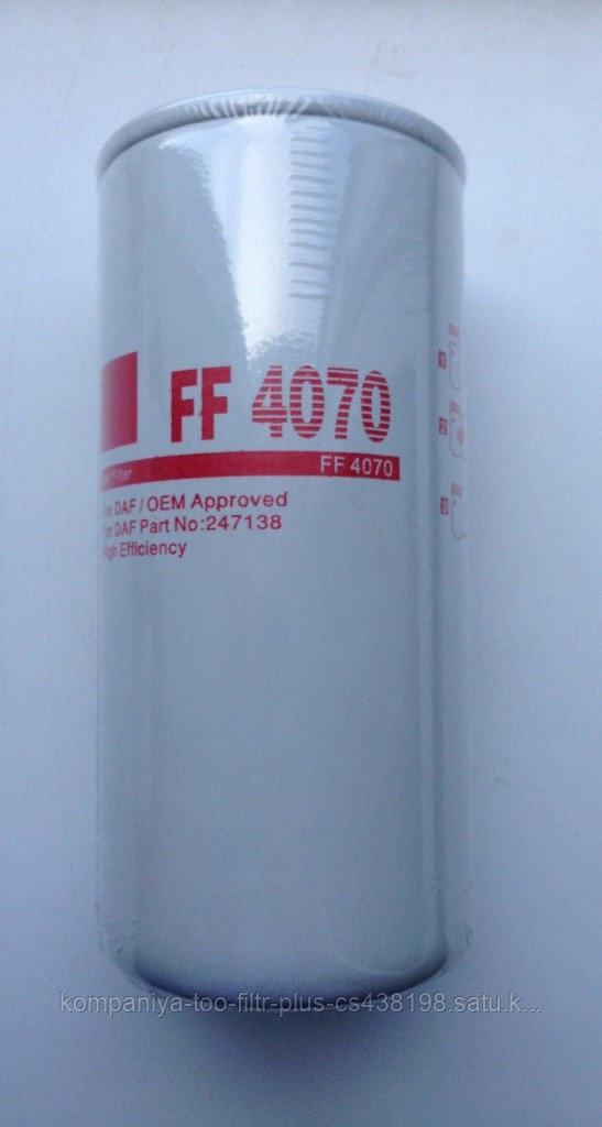Топливный фильтр Fleetguard FF4070