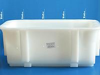 Форма для сыра на 4 кг, прямоугольная, под пресс, фото 1