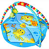 Развивающий коврик Голубой Океан