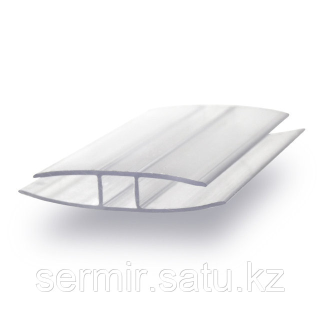 Профиль соединительный Н-образный 6-10мм