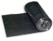 Пакет для мусора 60 л. 60см х 80 см  15 микрон (15 шт в рулоне)