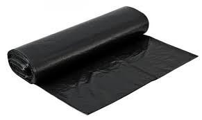 Пакет для мусора 120 л. 80см х 110 см 40 микрон (10 шт в рулоне)