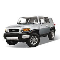 Игрушка модель машины 1:34-39 Toyota FJ Cruiser