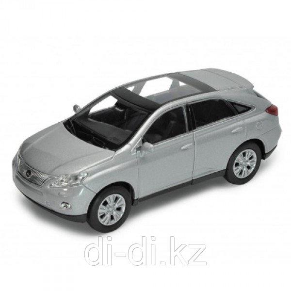 Игрушка модель машины 1:34-39 Lexus RX450H