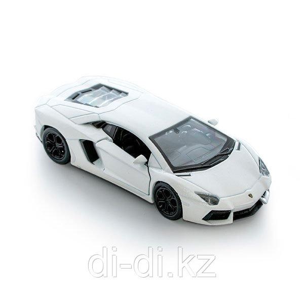 Игрушка модель машины 1:34-39 Lamborghini Aventador LP700-4