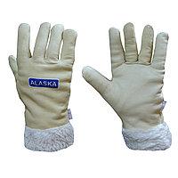 Перчатки кожаные ALASKA