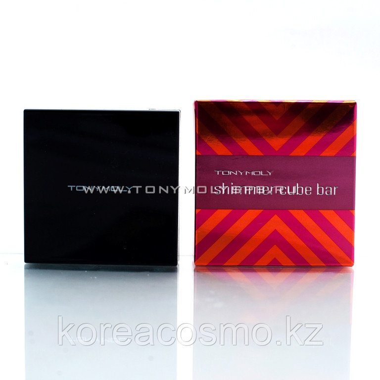 Румяна Tony Moly Shimmer Cube Bar 10 гр