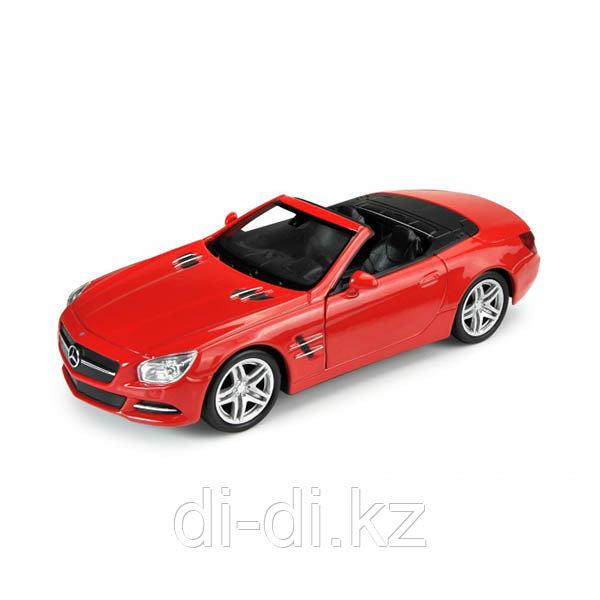 Игрушка модель машины 1:34-39 Mercedes-Benz SL500