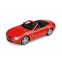Игрушка модель машины 1:34-39 Mercedes-Benz SL500, фото 1