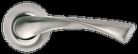 Дверная ручка Morelli MH-01 SN Белый никель