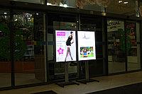 Рекламная конструкция со световой панелью А1, фото 1