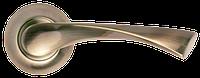 Дверная ручка Morelli MH-01 AB Античная бронза