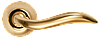 Дверная ручка Morelli MH-10 SG Матовое золото