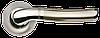 Дверная ручка Morelli MH-04 SN/CP Белый никель/хром