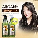 Шампунь для волос с аргановым маслом Welkos Confume Argan 750 мл, фото 2