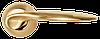 Дверная ручка Morelli MH-09 SG Матовое золото