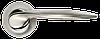 Дверная ручка Morelli MH-09 SN Белый никель