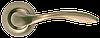 Дверная ручка Morelli MH-05 AB Античная бронза
