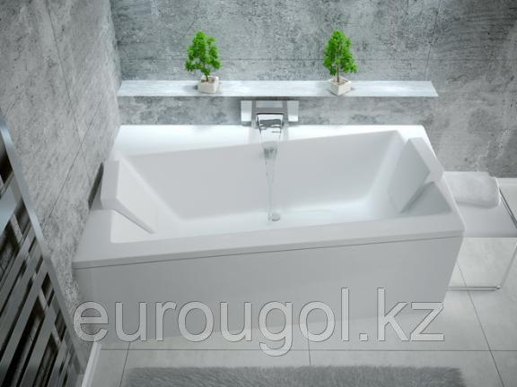 Ванна асимметричная Besco Infinity 150×90 см