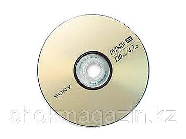 Диск DVD-RW 4.7Gb
