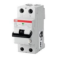 Автоматический выключатель дифференциального тока - DS201C16AC30