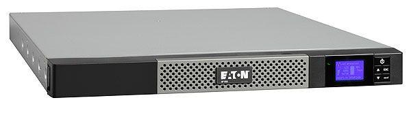Источник беспереборйного питания EATON 5P 650VA - 5P 650i Rack1U, line-interactive, 6min/70%, 1 IEC - C14, 4 I