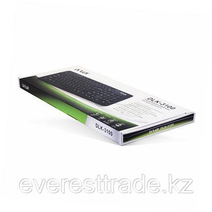 Клавиатура проводная Delux DLK-3100UB USB, фото 2