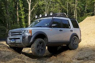 Усиленная подвеска Land Rover Discovery III И IV 2004-2016