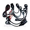 Набор переходников для сканера Autocom CDP Cars