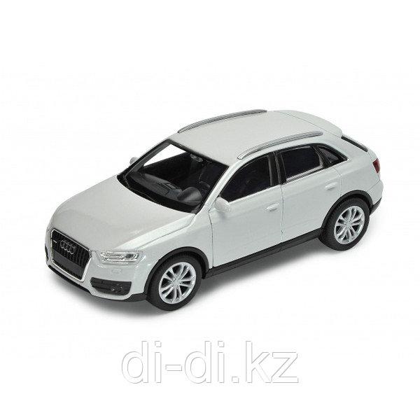 Игрушка модель машины 1:34-39 Audi Q3