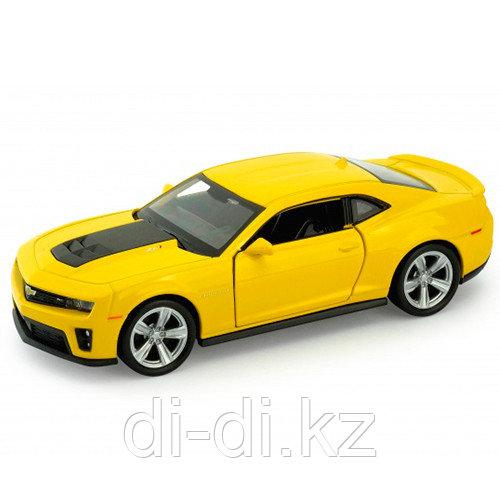 Игрушка модель машины 1:34-39 Chevrolet Camaro ZL1