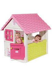 Детский игровой домик Smoby Hello Kitty