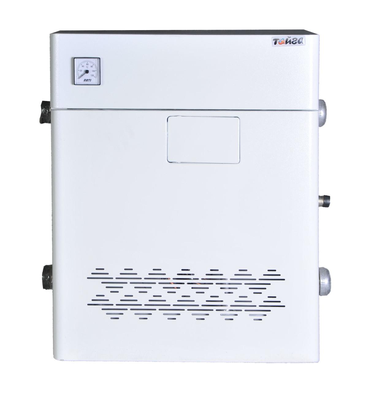 Котел парапетный газовый Тайга КС-ГВС 12,5 ДS с горячей водой