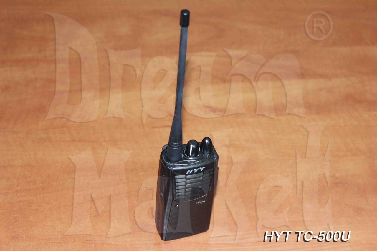 Портативная радиостанция HYT TC-500U(2)