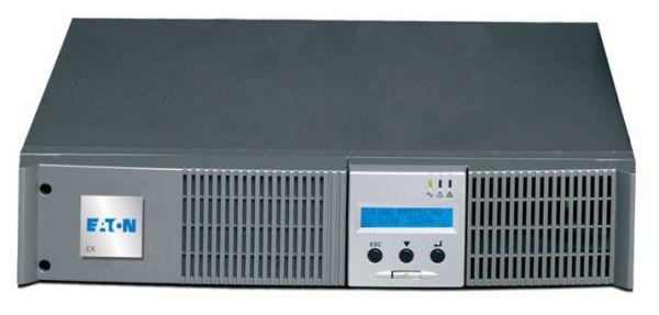 Источник бесперебойного питания EATON EX 3000 RT (8 IEC C13 + 1 IEC C19, 1 USB+1 RS232, 70%-10 мин, on-line)