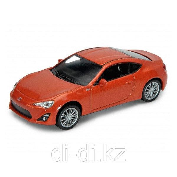 Игрушка модель машины 1:34-39 Toyota 86