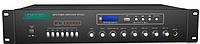 Усилитель DSPPA MP-212U 120Вт, FM, MP3