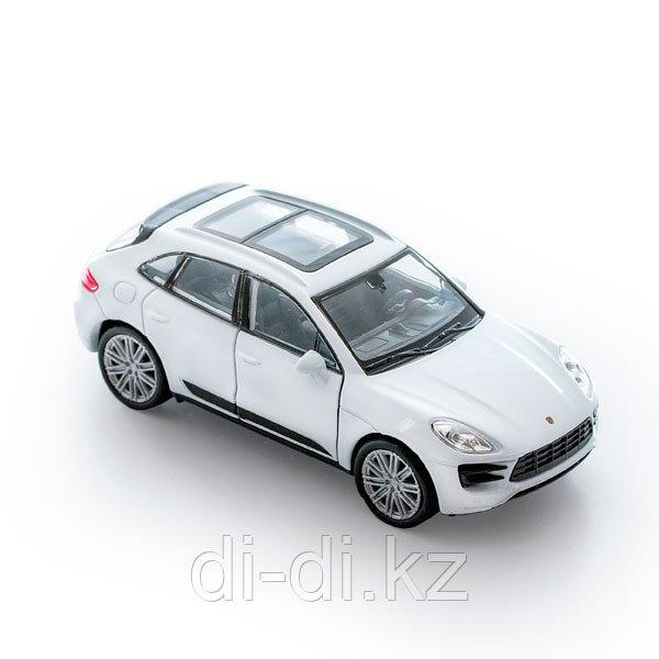 Игрушка модель машины 1:34-39 Porsche Macan Turbo