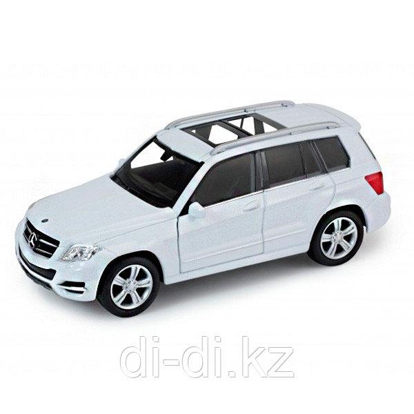 Игрушка модель машины 1:34-39 Mercedes-Benz GLK
