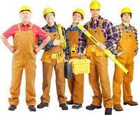 Рабочие специальности, строите...