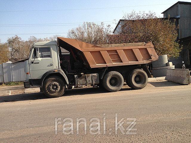 Перевозка сыпучих материалов (балласт, песок, отсеф, глина, сникерс)
