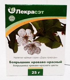 Боярышник кроваво- красный цветки, 25 г