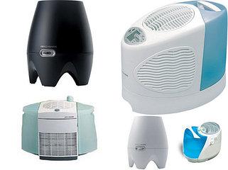 Увлажнители и осушители воздуха