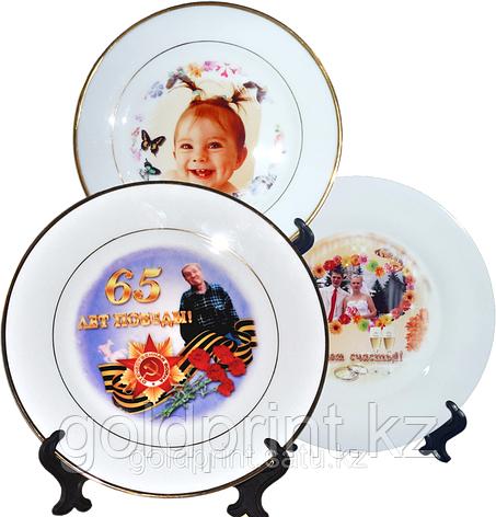 Печать на тарелках, фото 2