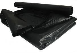 Пакет для мусора 120 л.80см х 110см 60 микрон (200 шт в уп.)