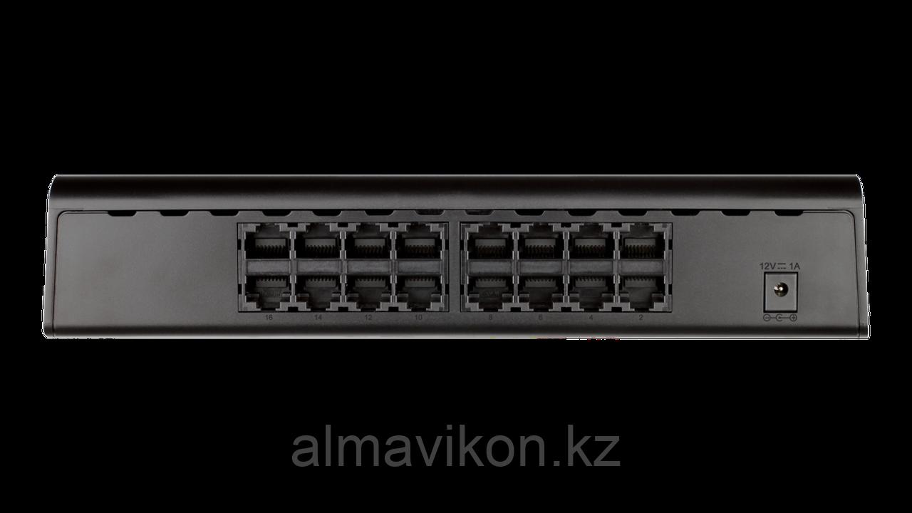 Сетевой коммутатор 16 портов 1000 Мбит/с